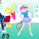 Tennis dress up